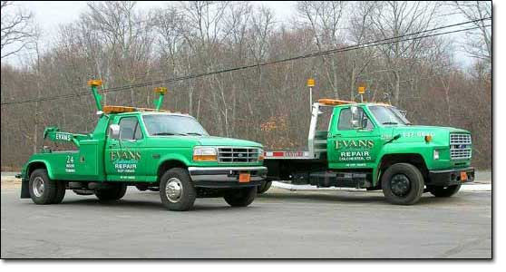 Colchester Auto Repair Amp 24 Hour Towing At Evans